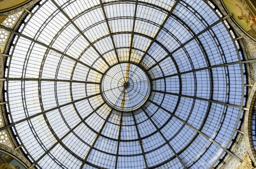 beautiful-modern-glass-dome-roofing-architecture