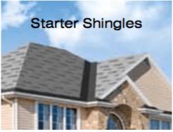 starter shingles