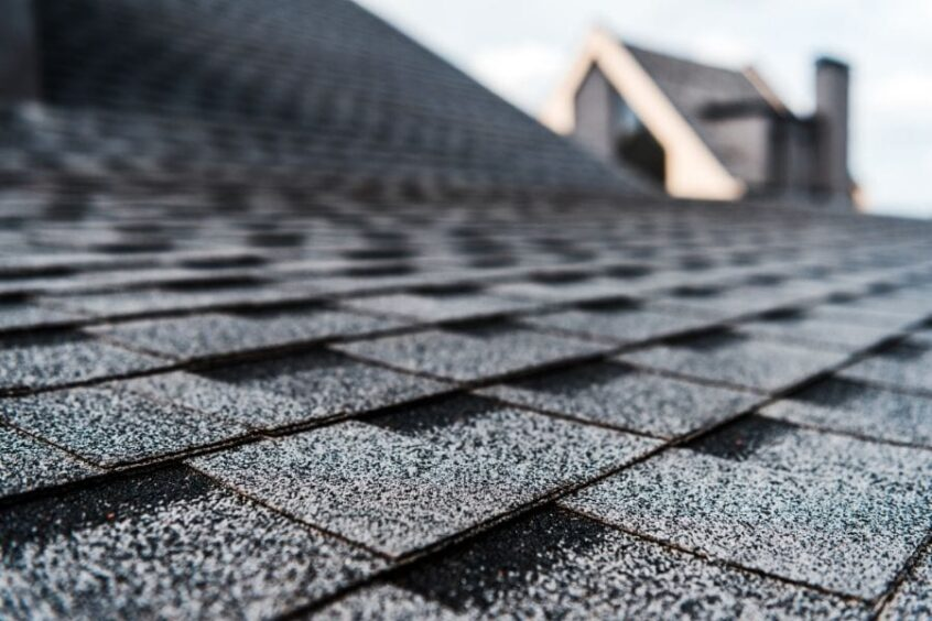 this is one of the residential roofing project in Vancouver