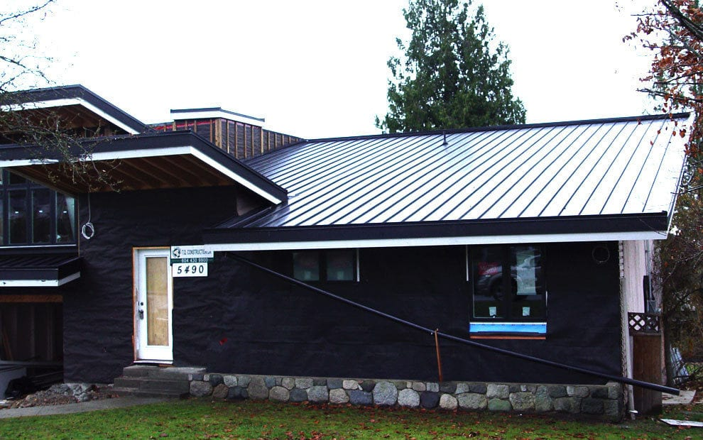 One of our residential roofing projects in Maple Ridge